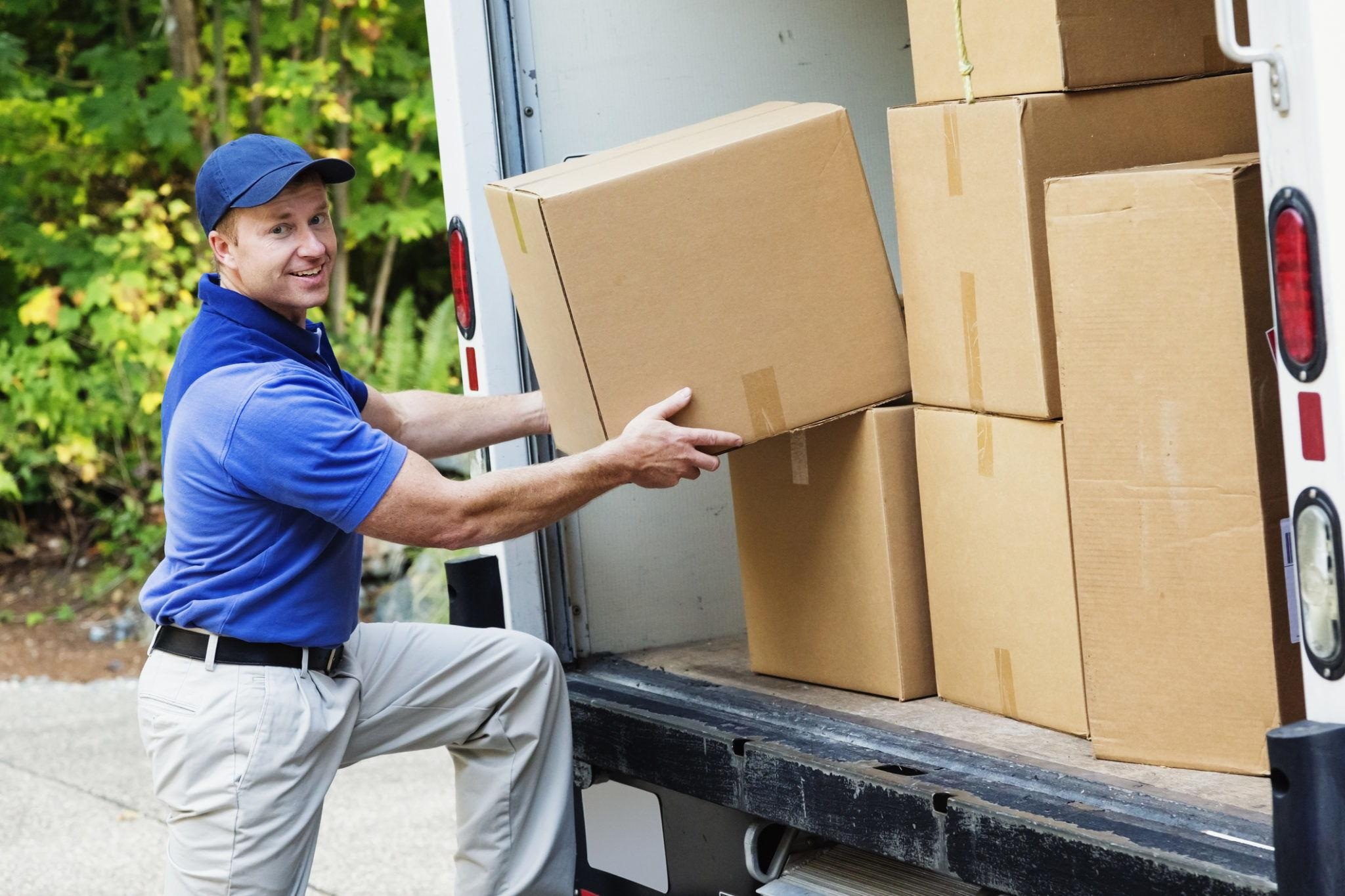 Canberra to Sydney removal services